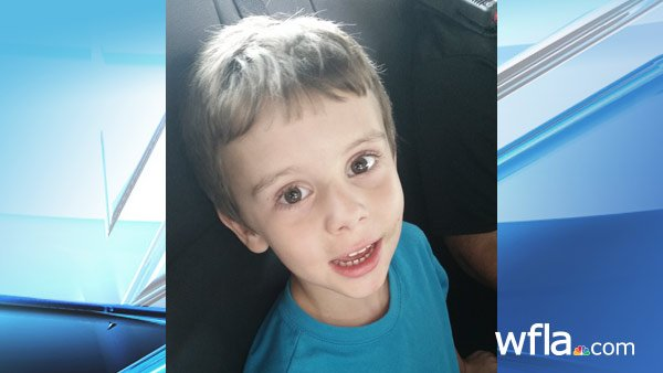 Pasco County deputies locate parents of boy found wandering