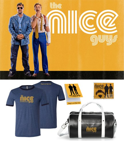 FOLLOW & RT for a chance to win this @theniceguys prize pack. Winner will be drawn randomly on 5/23. Good luck! https://t.co/YkY9GmrDp2