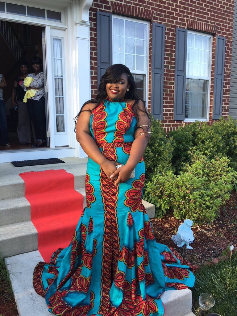 Paris Morton On Twitter Rt At Tlntdmrhectr African Themed Prom