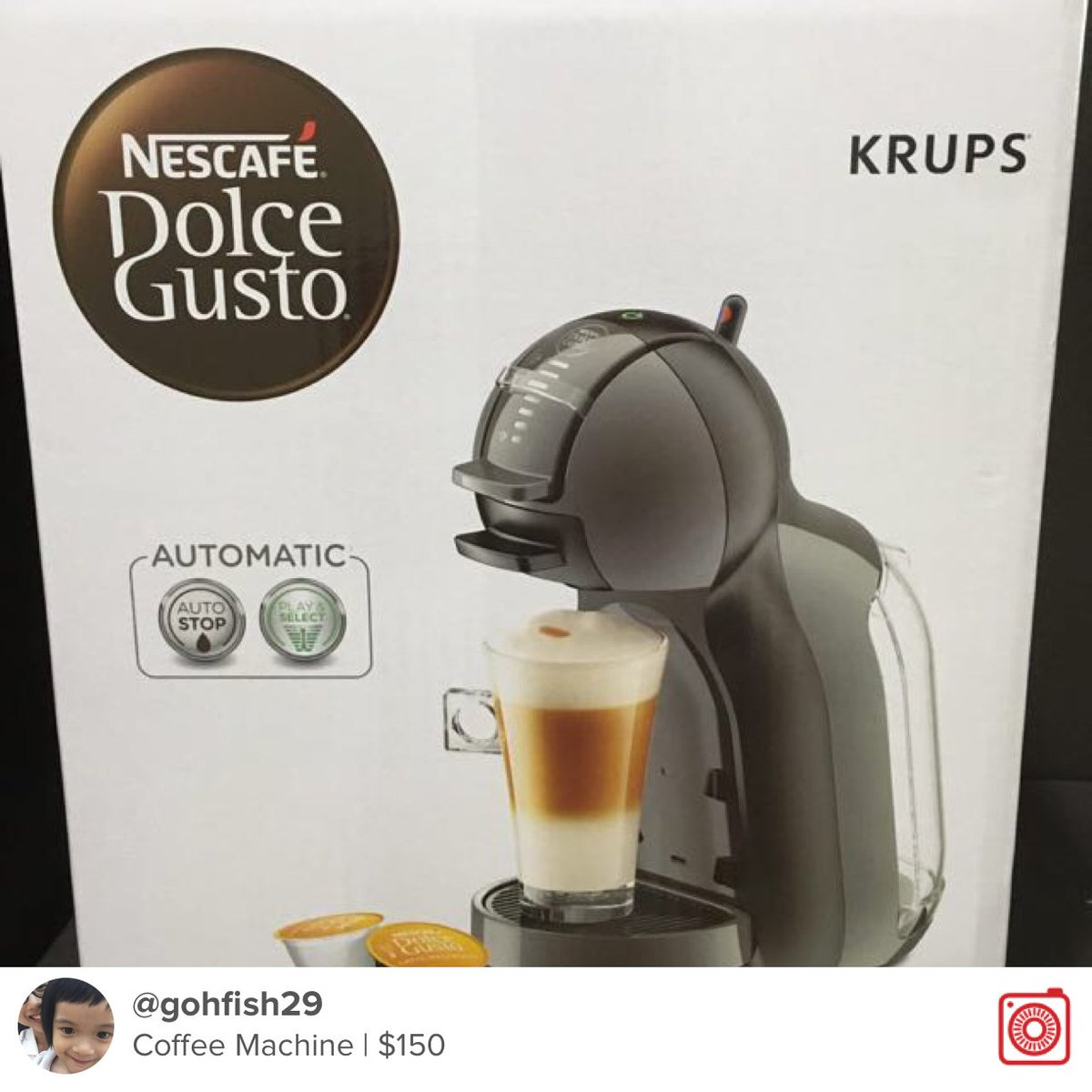 Usb desktop coffee maker personal