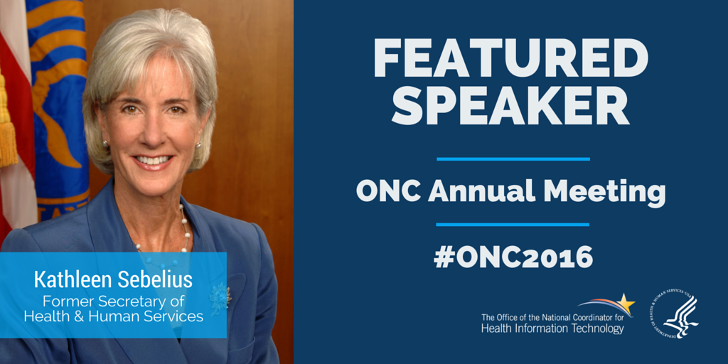 Thumbnail for ONC Annual Meeting 2016 - #ONC2016