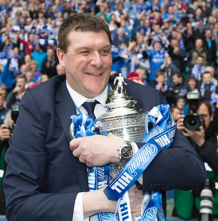 Happy #May17! Two years ago today Saints lifted the Scottish Cup for the first time in our 130-year history! #SJFC https://t.co/S8xrZSc29M