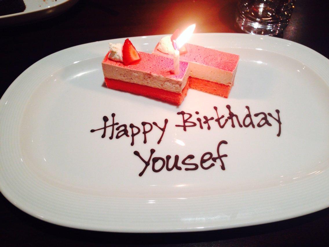 Nadia El Magd ناديا On Twitter النهاردة عيد ميلاد ابني يوسف ال