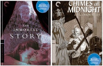 RT @Wellesnetcom Thank you Criterion! Orson Welles' CHIMES AT MIDNIGHT & THE IMMORTAL STORY on August 30. | https://t.co/euuk0QcmJ8