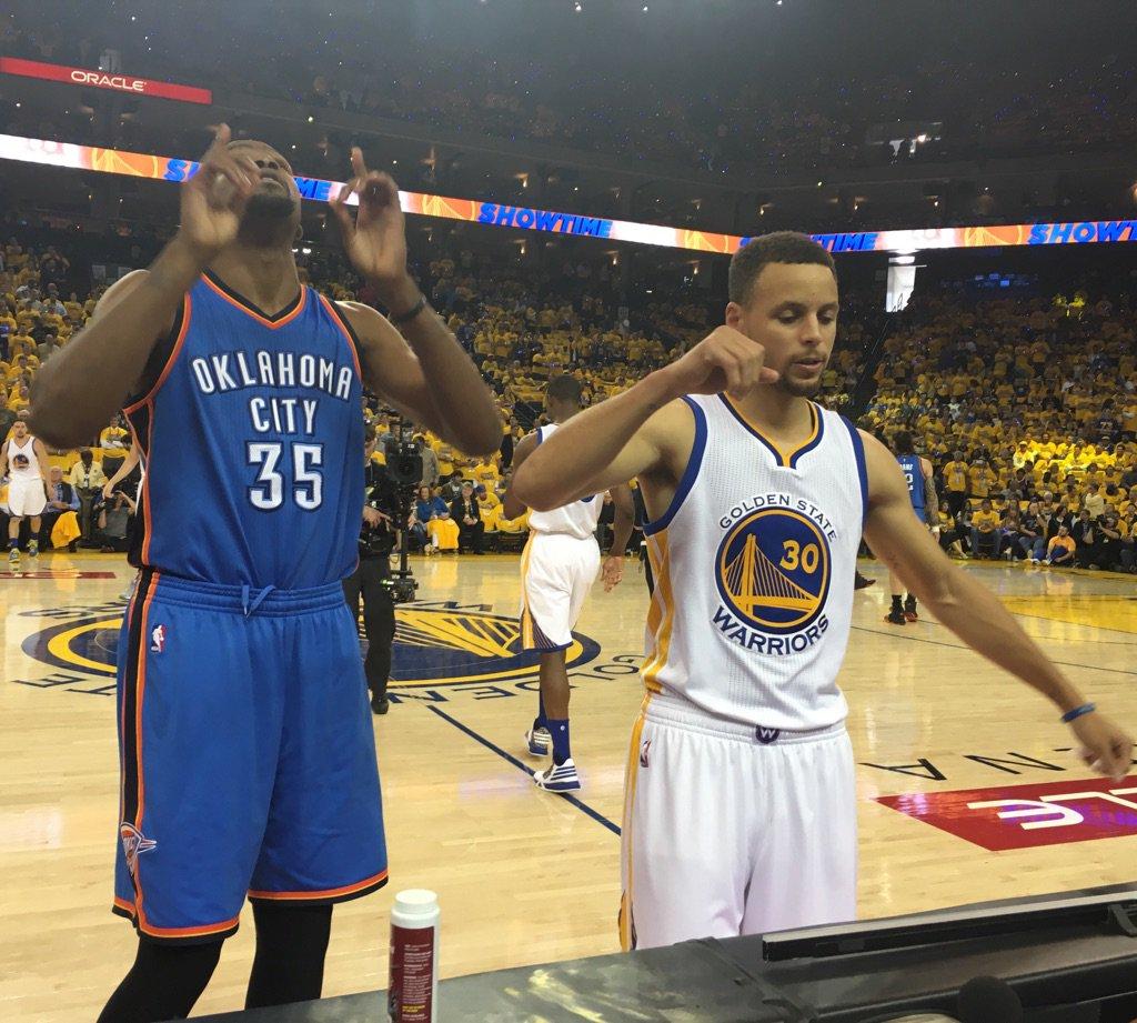 Rockets Vs Warriors Channel: Kd & Steph... @okcthunder Vs @warriors.. Game 1 Is Live