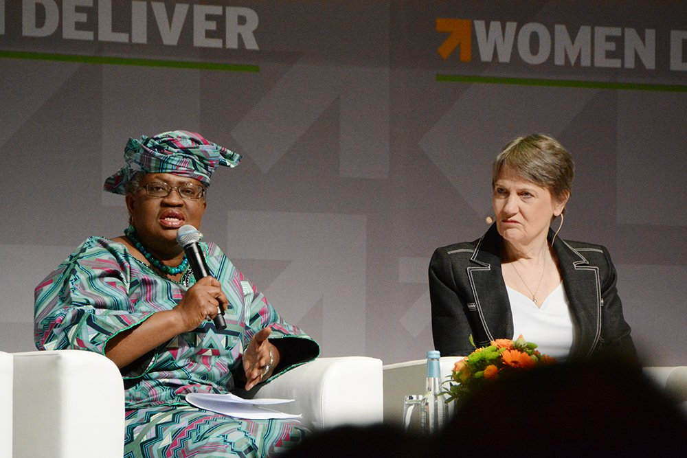 """The case for women and girls has been made. We need to keep repeating it to ministers."" @NOIweala #WD2016 https://t.co/kVdJuoLWbc"
