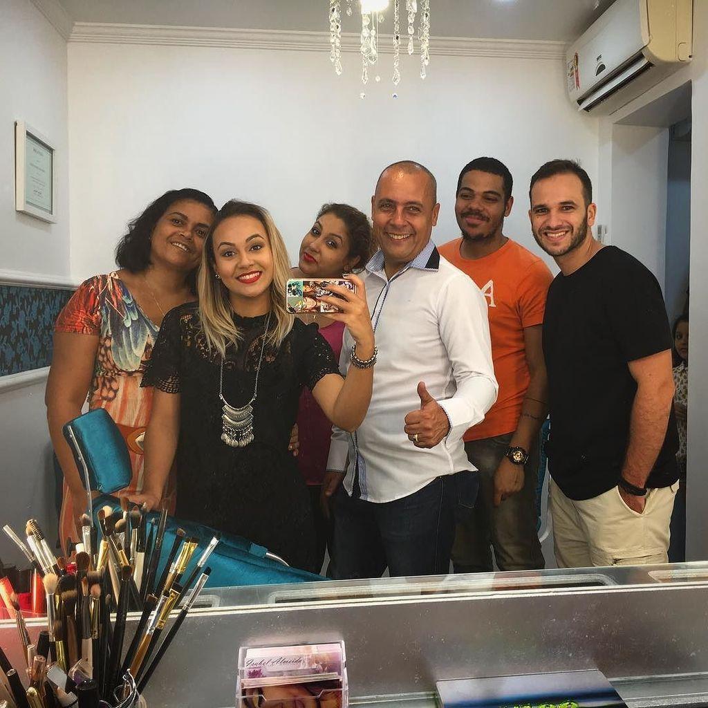 Quando as coisas acabam em família temos certeza que dará certo! ❤️ #basedetudo #maiorbem
