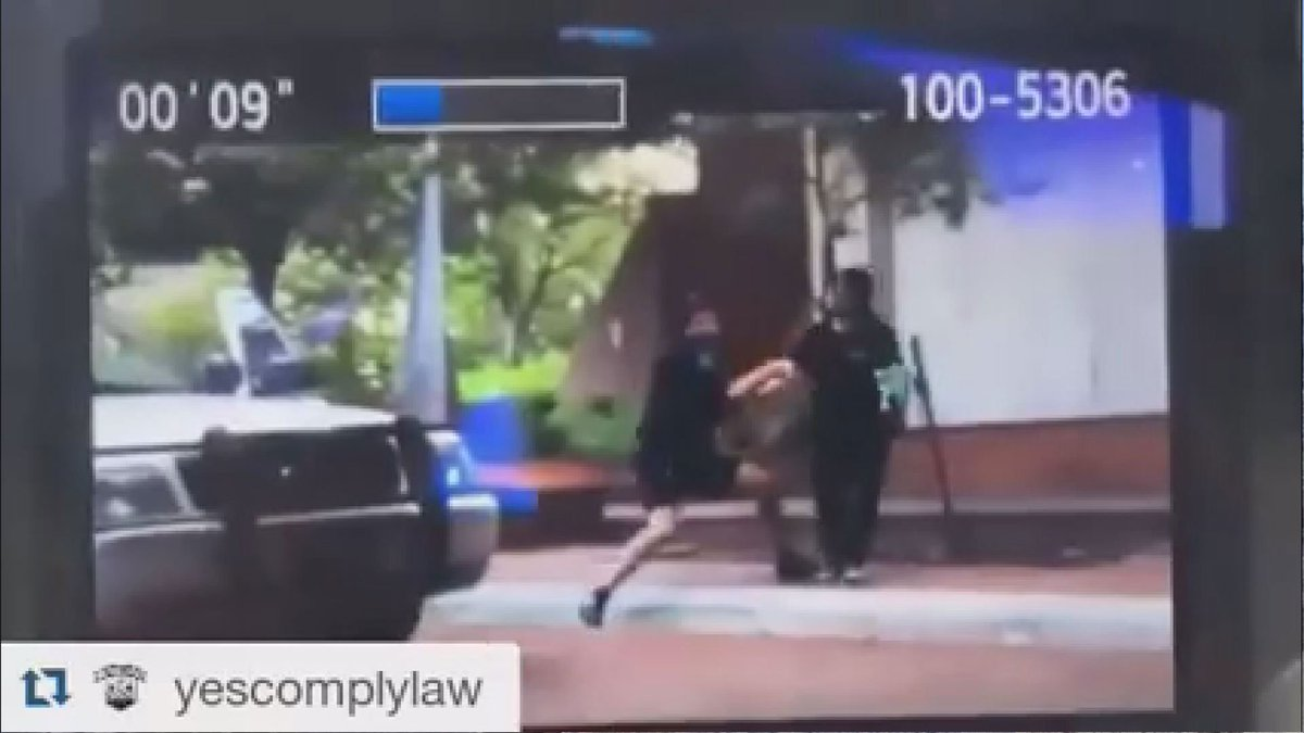 Video shows TPD taking down skater