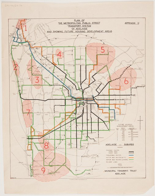 State Records of SA on Twitter Lots of talk today tram networks