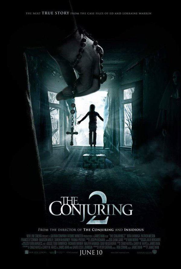 The Conjuring 2 'Strange Happenings in Enfield' Featurette 1