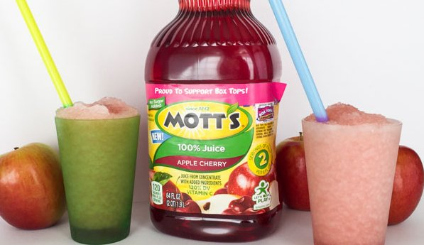 Try this simple recipe for Apple Cherry slushies & make sure you've got the @Motts! https://t.co/PJcyaXzqdQ #ad https://t.co/Ik9mHy5sMo
