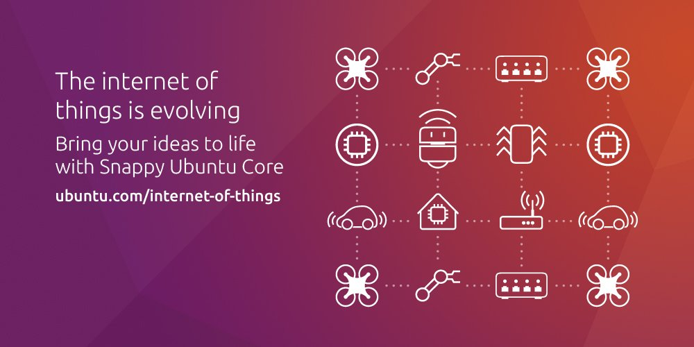 Ubuntu for the Internet of Things