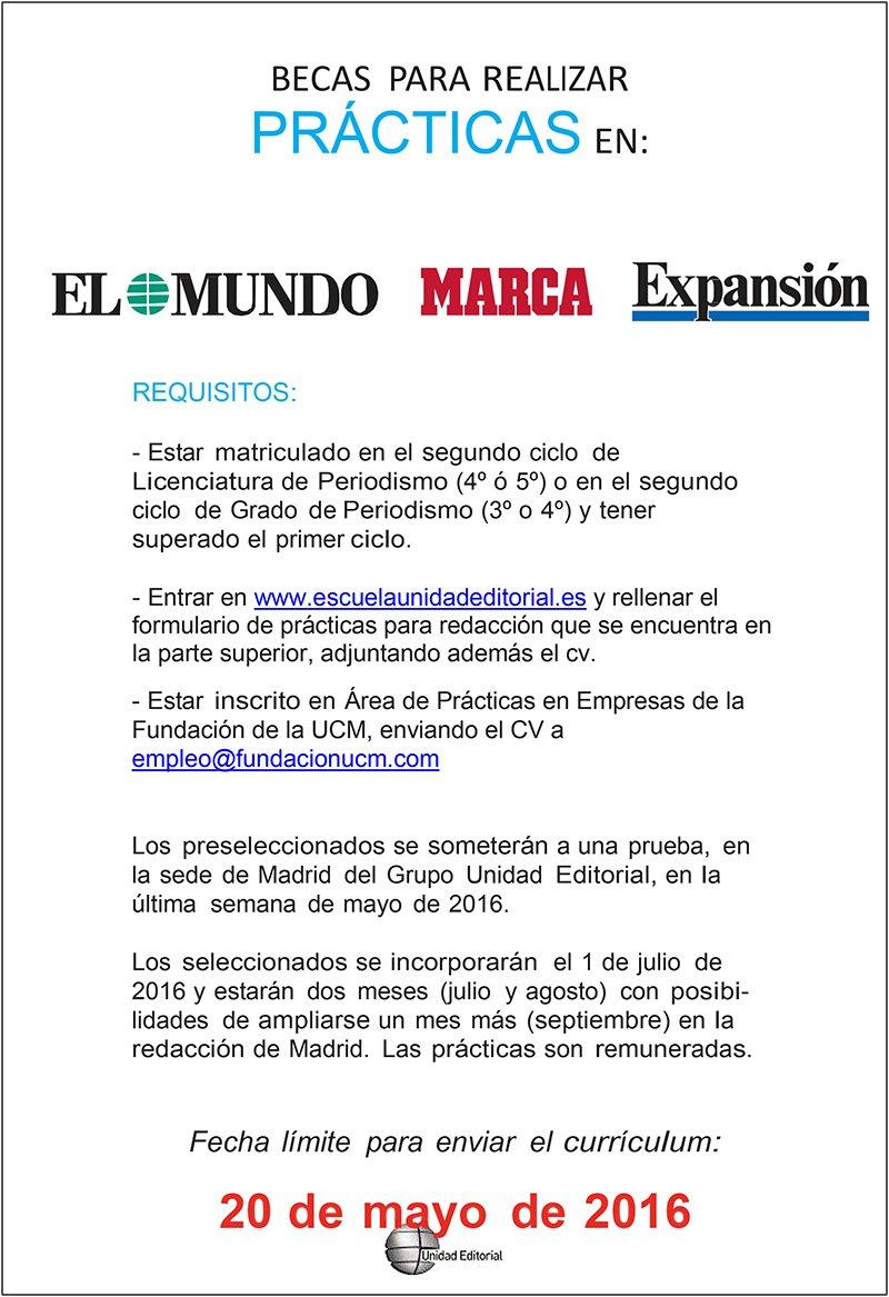 Bonito Currículum Para Prácticas De Periodismo Componente - Ejemplo ...