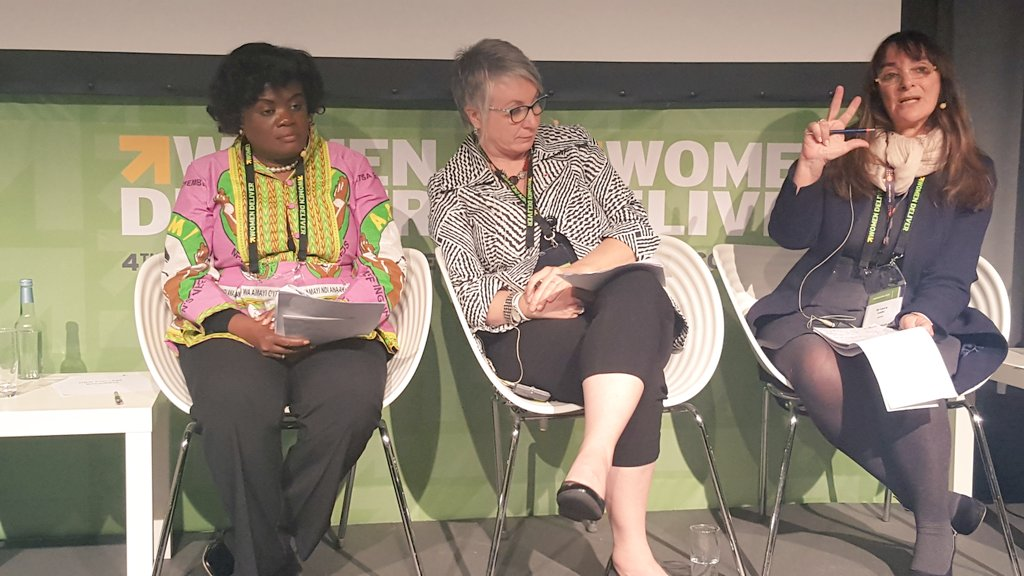 Thumbnail for 4th Women Deliver Conference: Day 2 - Concurrent Sessions, #Childmothers Opening (May 17, 2016)