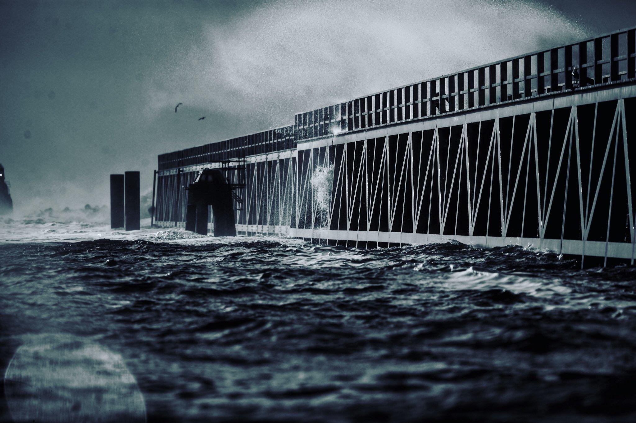 Christopher Nolan's Dunkirk Set Photos 6