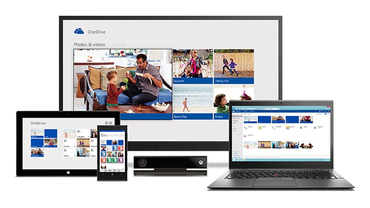 OneDrive for Windows 10 is now touch-friendly thanks to new universal app