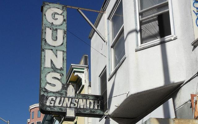 San Francisco's Last Gun Store to Become Pot Shop