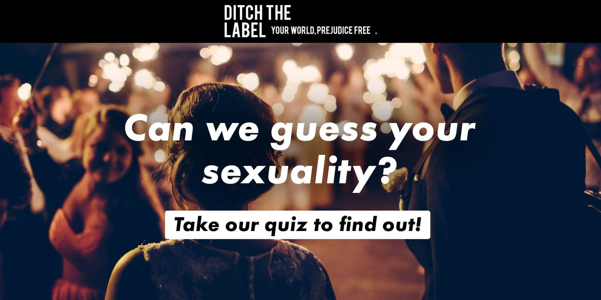 Guess my sexuality quiz