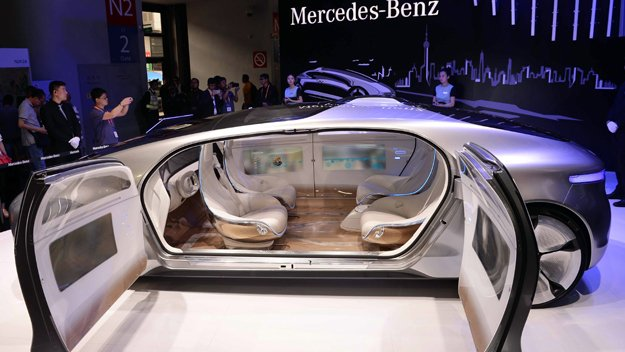 Driverless cars to be discussed in Tampa today