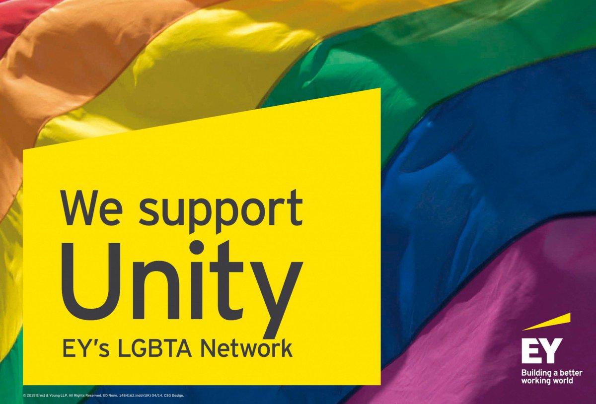 myGwork | LGBT-Friendly Organisations | EY UK
