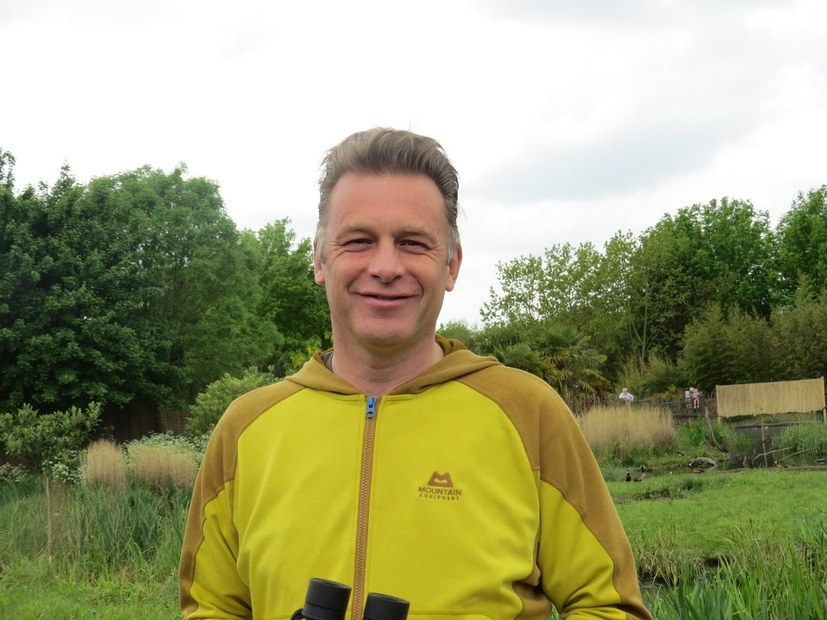 Filming here today with @ChrisGPackham for @BBCSpringwatch #Unsprung with Carson as a huge bonus! Roll on May 30th https://t.co/SF7Itxjc3g