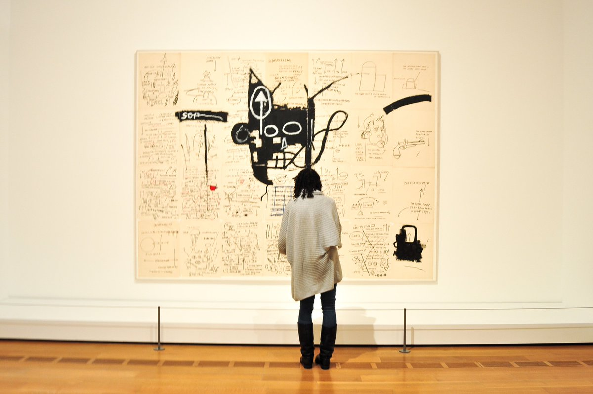 TOMORROW! #Free admission all day for #MuseumDay - it's the perfect chance to see the final days of Basquiat! https://t.co/Z2bLdPZylH