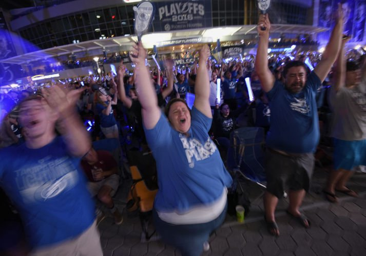 Tampa Bay Lightning could be professional sports' business team of the year