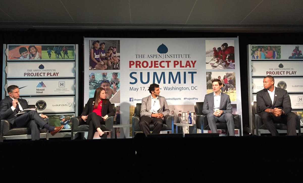 We need to create safe places for kids to play. -@OchoCahow #ProjectPlay https://t.co/y2Nww3Tx4p