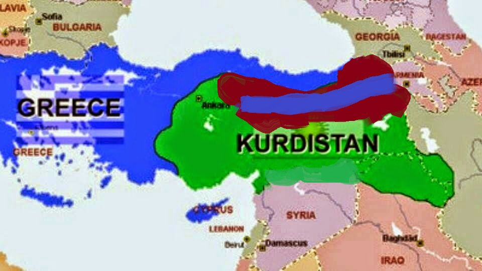 Peshmerga Kirkuk On Twitter Video The Sykes Picot Agreement And A