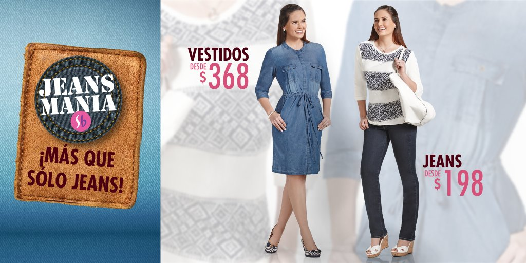 Vestidos Chambray Denim Blanco Opción Look Casual Jeansman
