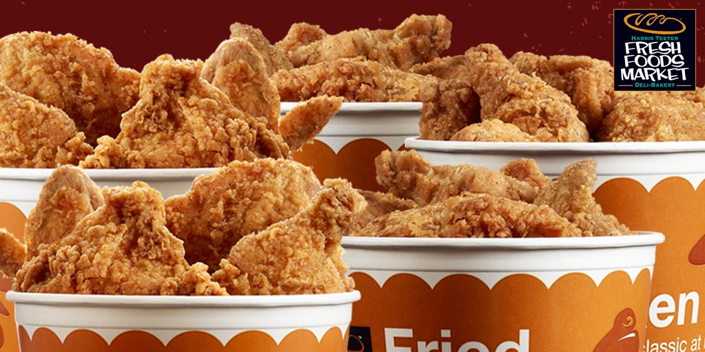 #RT if your cheat day includes @HarrisTeeter Double Dipped #FriedChicken https://t.co/2obWGX2PPp