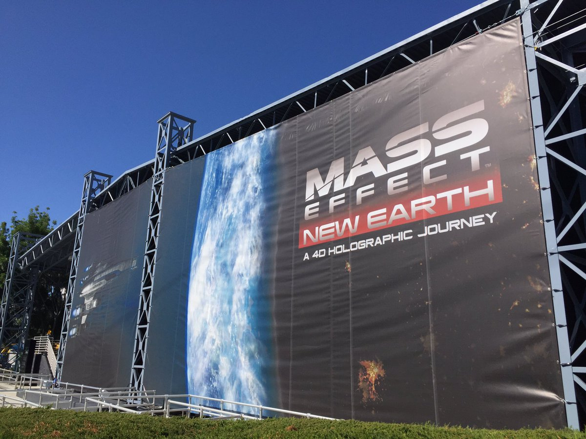 We're here... And it is MASSive! #MassEffectNewEarth https://t.co/02q39lLtux