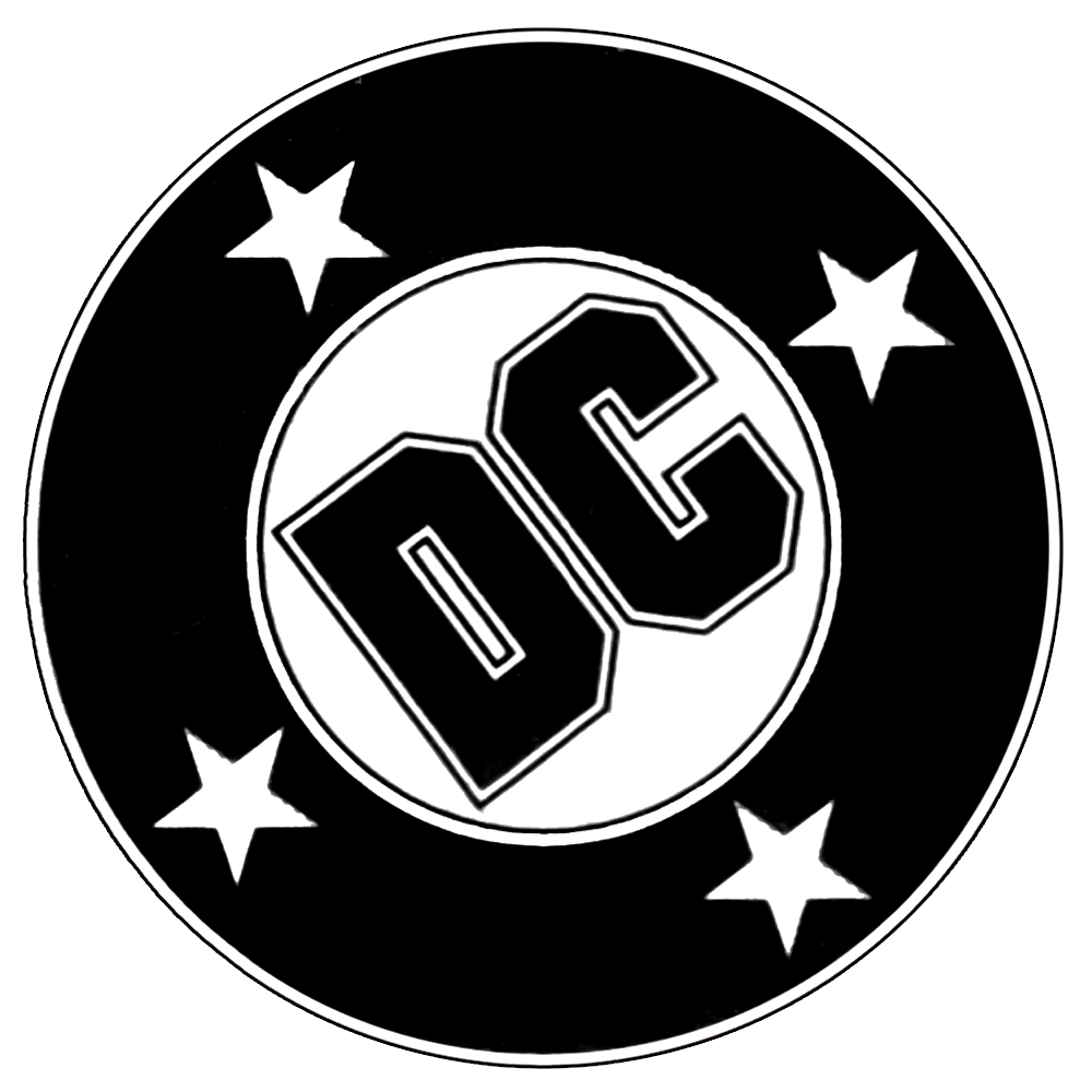 """Not sure why @DCComics are confused, but Milton Glazer,'s """"Bullet"""" logo is the only logo design they'll ever need. https://t.co/4a6rjBVKP7"""