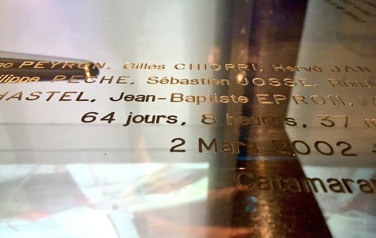 Thumbnail for Les 25 ans du trophée Jules Verne