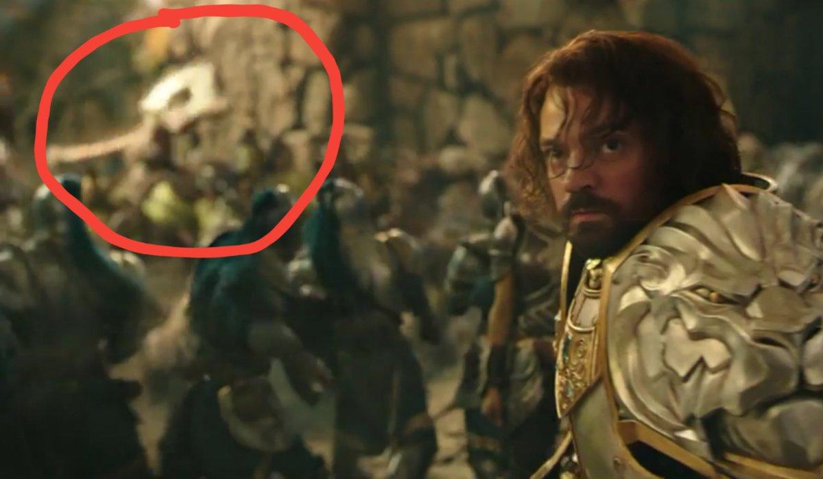 Garrosh Hellscream Warcraft Movie