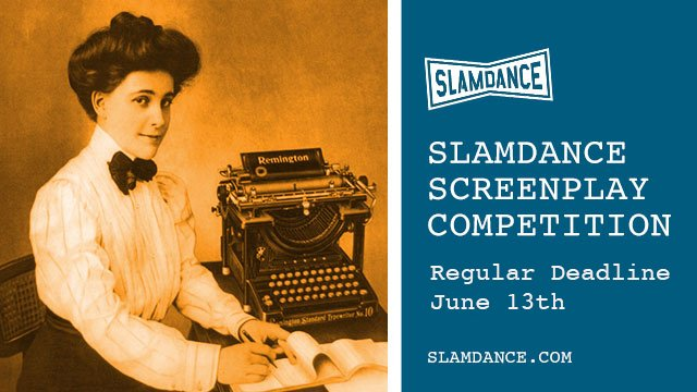 """Do u have a script that nobody rly """"gets?"""" We wanna see these subversive scripts. Submit to Slamdance! @FilmFreeway https://t.co/ZFkIEJtfku"""
