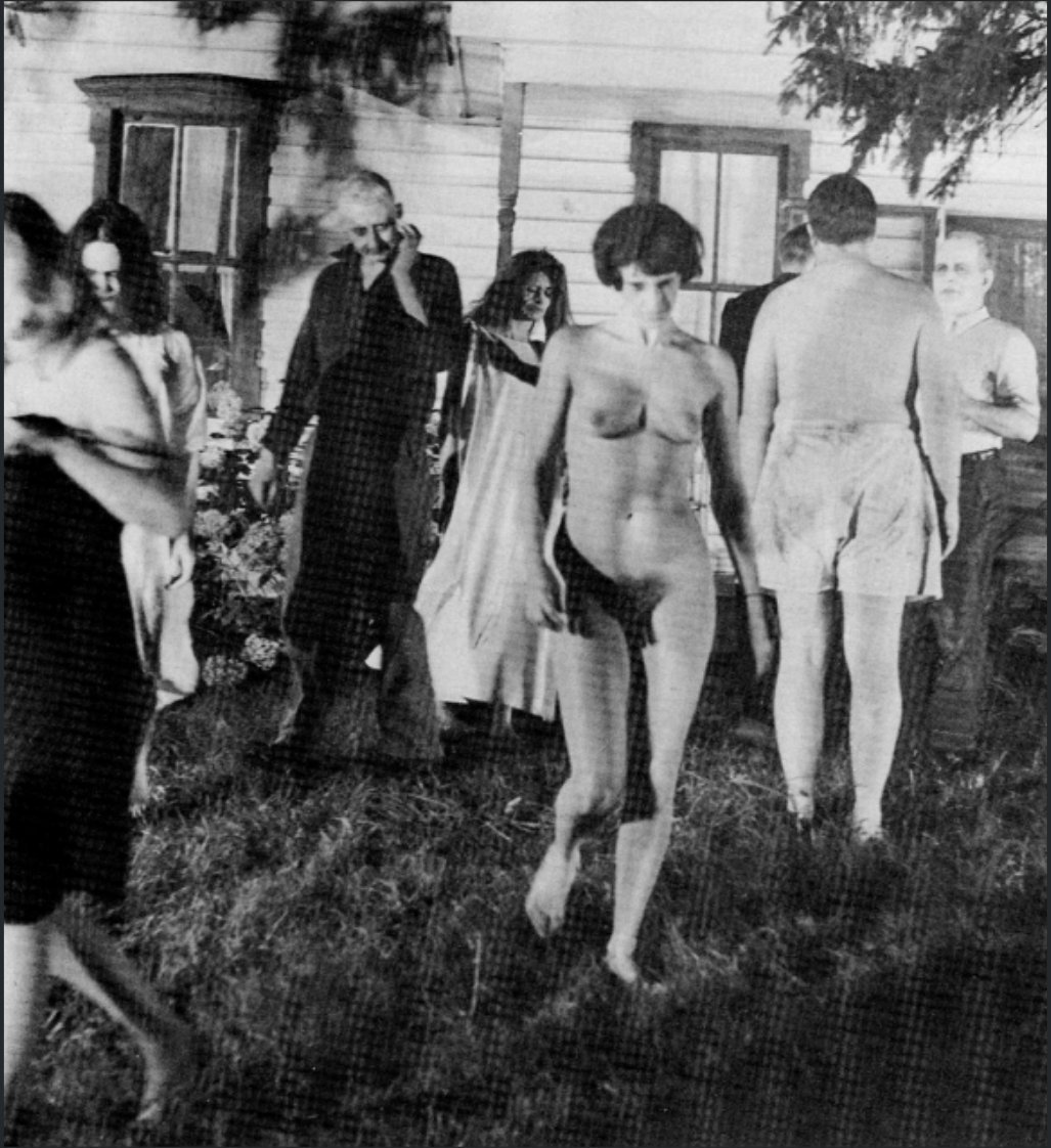 Night of the living dead sex scene