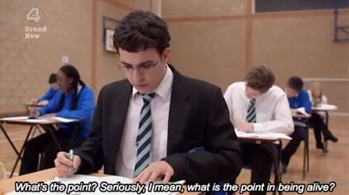 when you open your exam paper to find questions about drunk rats & independent companies #aqabiology https://t.co/PrwdZqEWa7