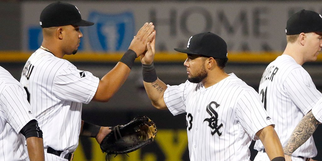 Sweet home Chicago: The Good Guys are 7-2 over the last nine games at U.S. Cellular Field. #SoxStats https://t.co/VpSErIO0lb