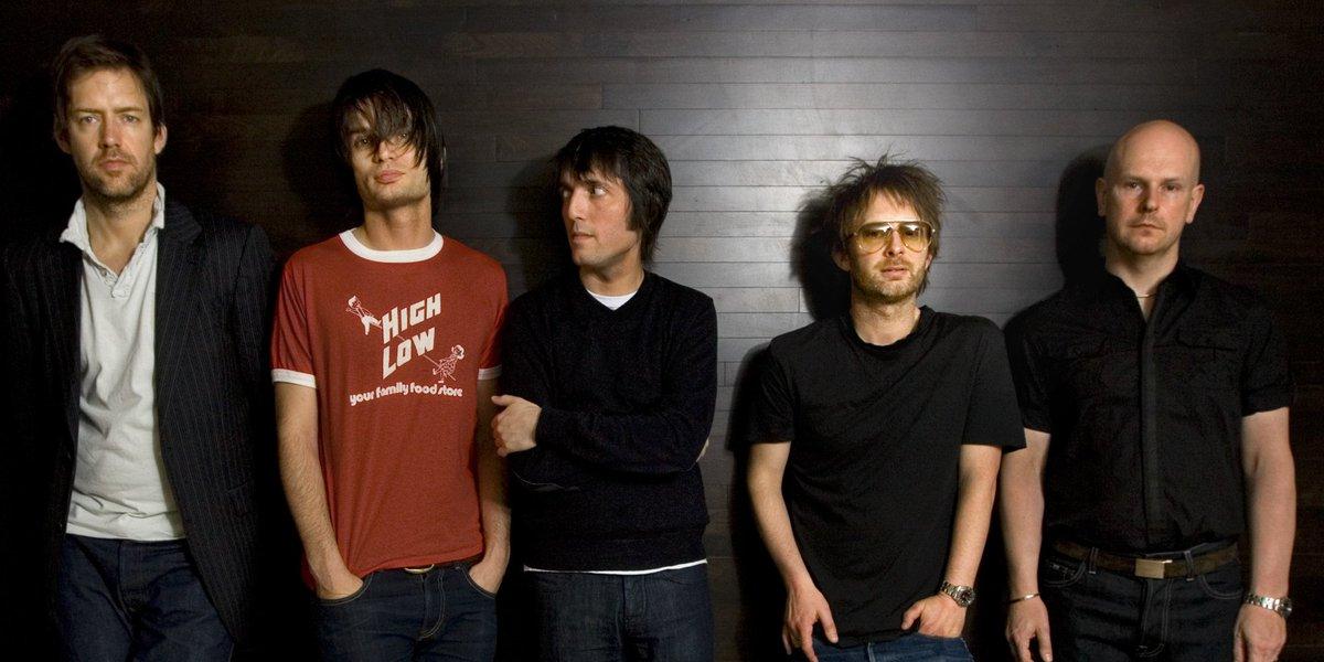 Radiohead - The Numbers
