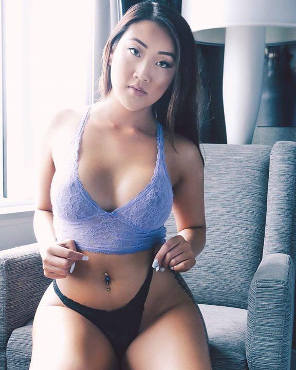 "Hot N Asian On Twitter: ""Insta: Tinadollasign…"