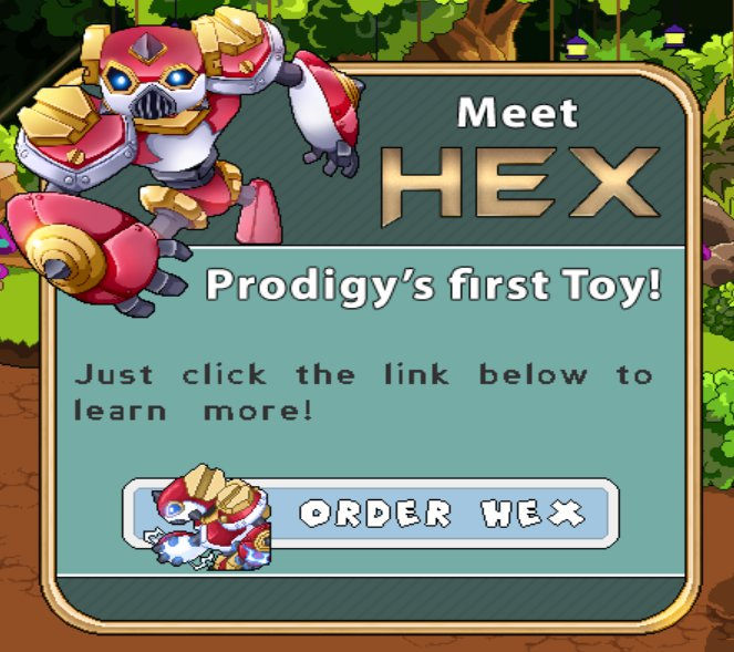 Epic Toys Prodigy Math Game : Prodigy game on twitter quot have you met big hex yet he s
