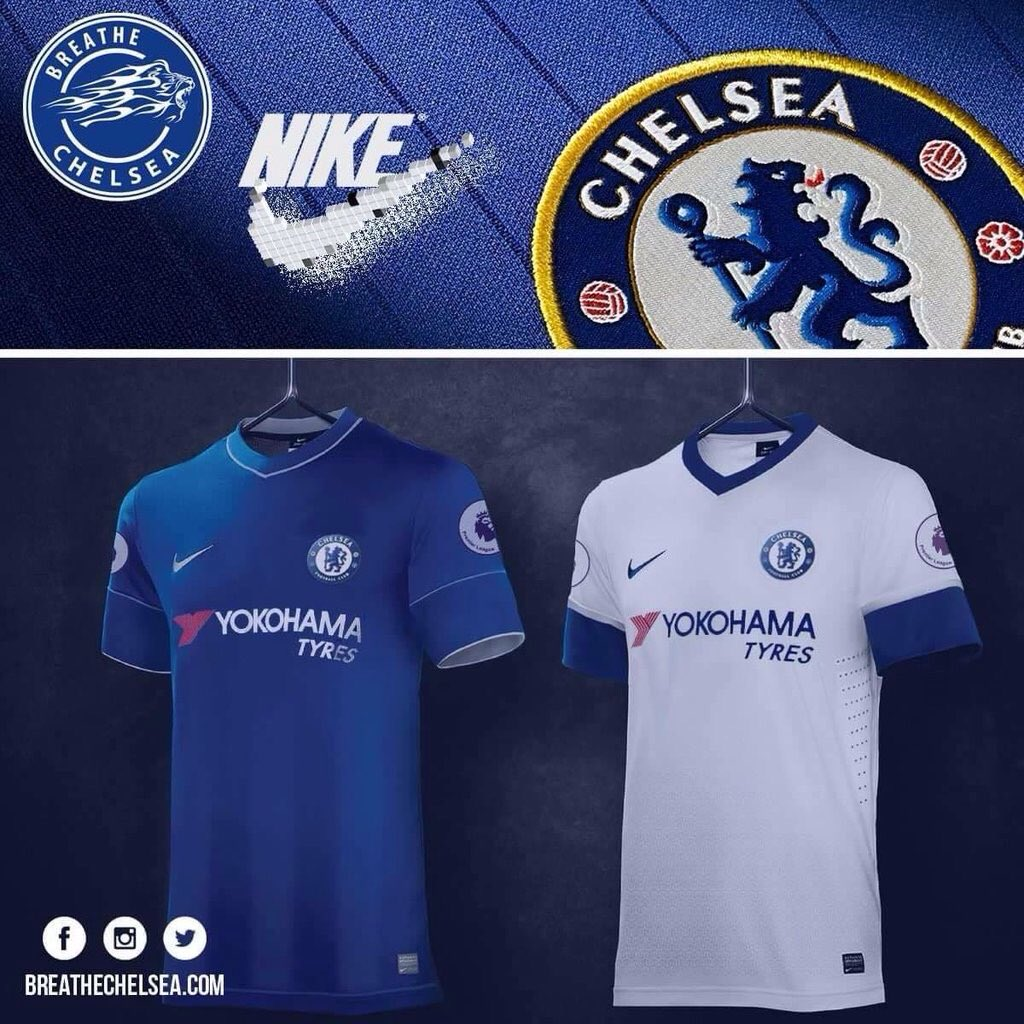 Very exciting news that a deal has been agreed with Nike.  #CFCpic.twitter.com/TDimVsDXxQ