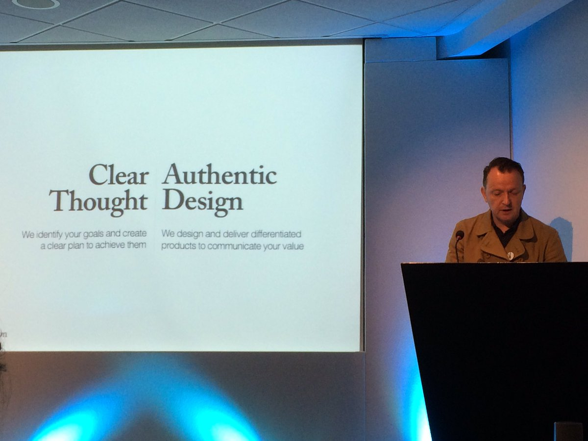 "David Tonge of @DivisionThe kicks off #pdesigni #Design should focus on the ""why"" before the ""what"" @pdesigni @KTNUK https://t.co/TKZAAP3fJ0"