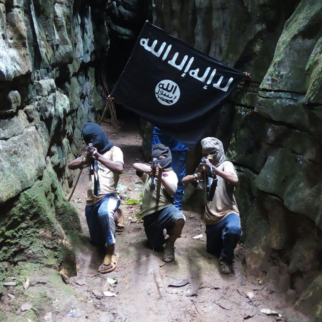 ISIS In Tanzanian Caves; Terror Threat Multiplication