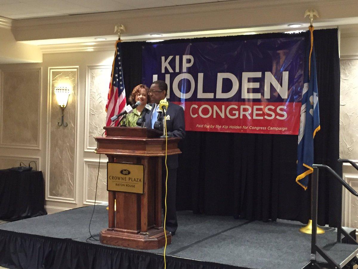 Mayor Holden announced he's running for Second Congressional District. #kipforcongress @MayorKipHolden https://t.co/v21l39NRBD