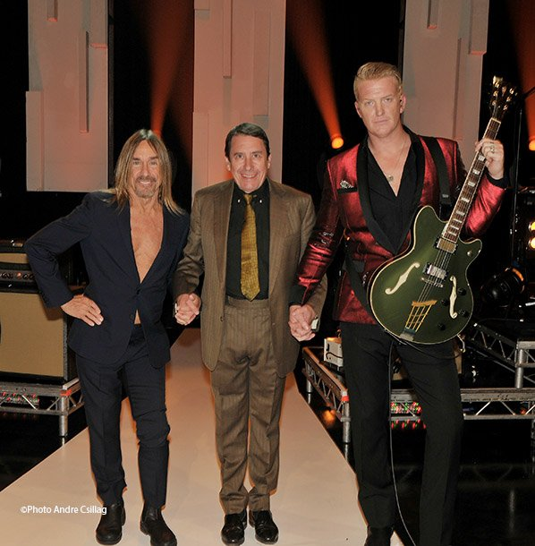 Suited & booted! Jools, @Iggypop & Josh Homme @qotsa on last night's show. Watch more on Friday @BBCTwo! #LaterJools https://t.co/Uu7VflnSak