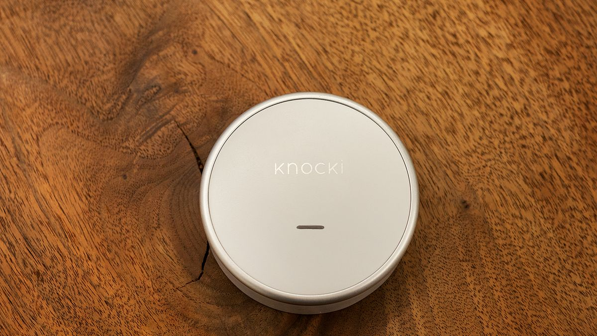 Knocki turns any surface into a remote