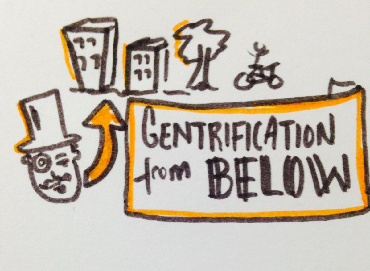 #GentrificationFromBelow workshop about to kick off in the Camp #OSFEST16 #osfvisual https://t.co/vlrWLluCd5