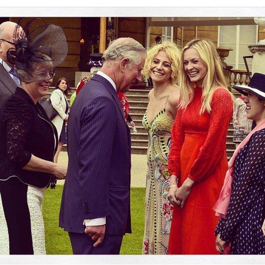 Thank you for a lovely garden party yesterday @PrincesTrust 🎉 https://t.co/TghgoTMrfm